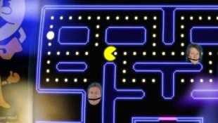 80s Top 880 Pac-man
