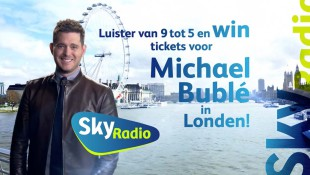 Michael Bublé in Londen