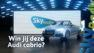 Win een Audi cabrio!