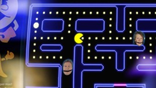 80s Top 880 Pac-man