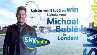 Michael Bublé in Londen